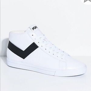 Brand New Pony Topstar High Sneakers